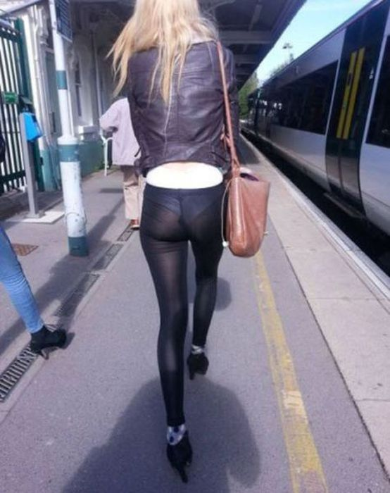 You Call It Weird, They Call it Fashion (53 pics)