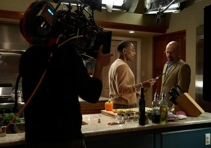 "On the Set of the ""Breaking Bad"" (35 pics)"