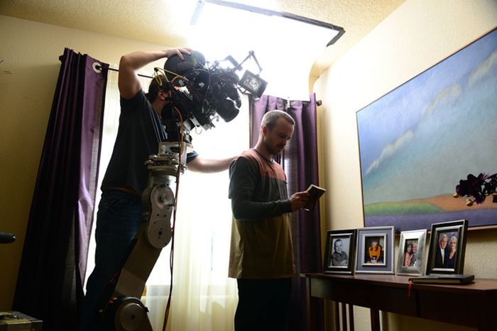 """On the Set of the """"Breaking Bad"""" (35 pics)"""