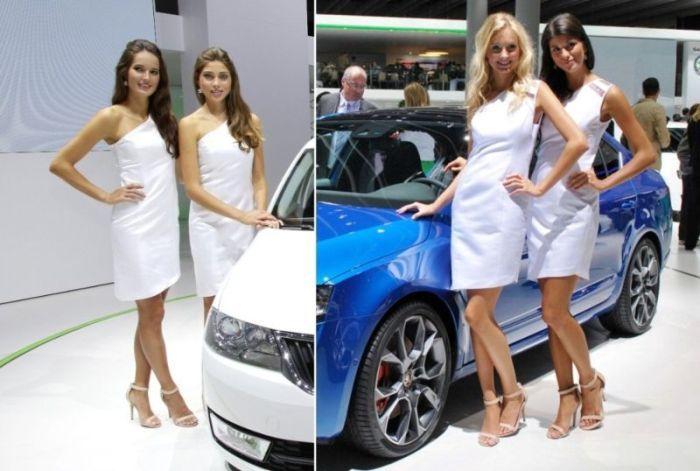 Girls of IAA 2013 (23 pics)