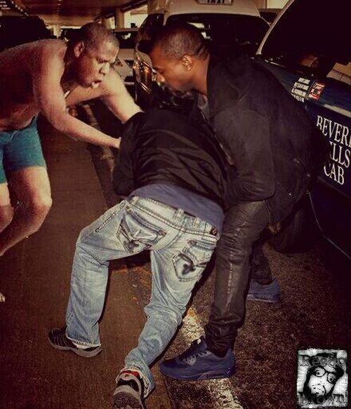 Jay Z Jumping Into a Pool Meme (17 pics)