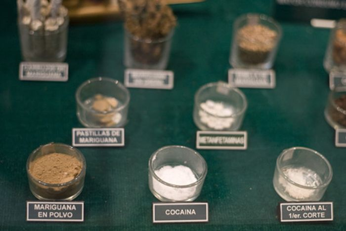 Museum of Drugs in Mexico (27 pics)