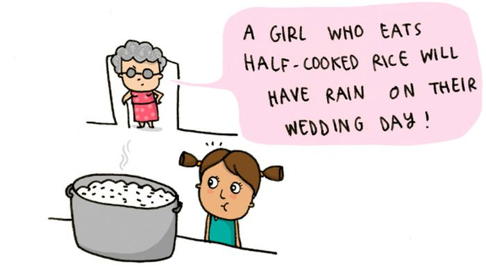 Old Wives Tales (35 pics)