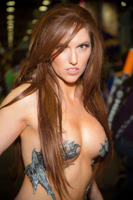 Hot Girls of San Diego Comic Con 2013 (31 pics)