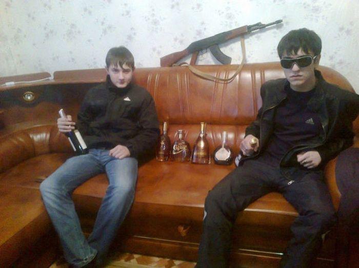 Funny Russians (71 pics)