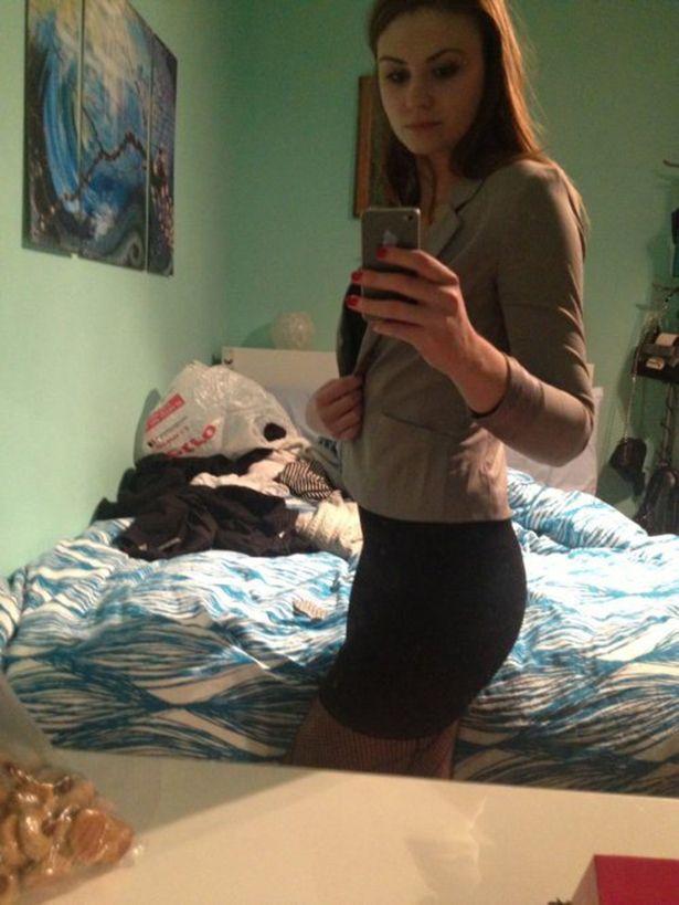Girls in Mirrors (31 pics)