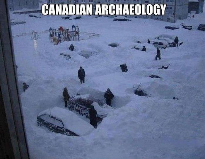 Welcome to Canada (22 pics)