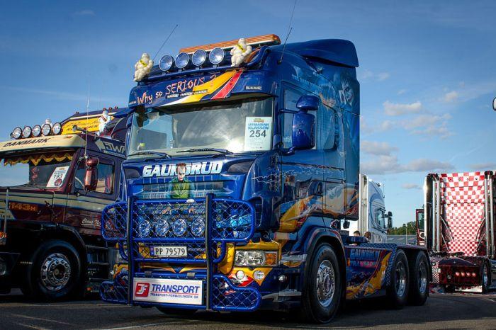 The Best Trucks of Nordic Trophy 2013 (40 pics)