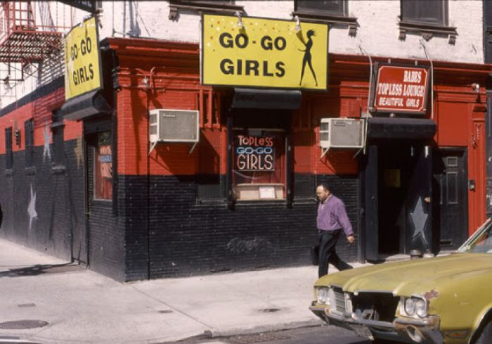 Downtown Manhattan in the 1990s (36 pics)