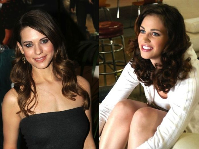 Female Celebrities And Their Pornstar Doppelgangers (22 pics)