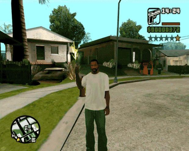 Grand Theft Auto GIFs (20 pics)
