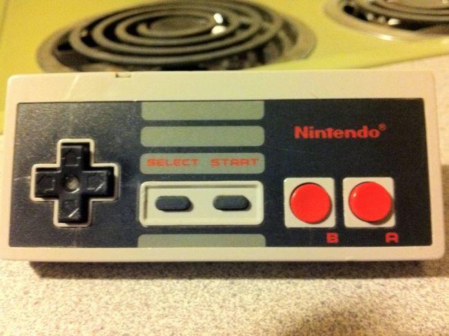 NES Controller Coffee Table (54 pics)