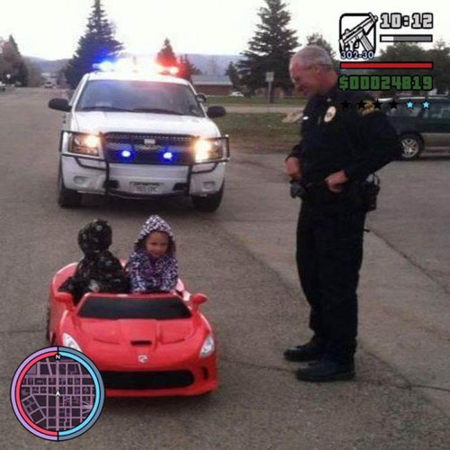 Grand Theft Auto In Real Life (19 pics)