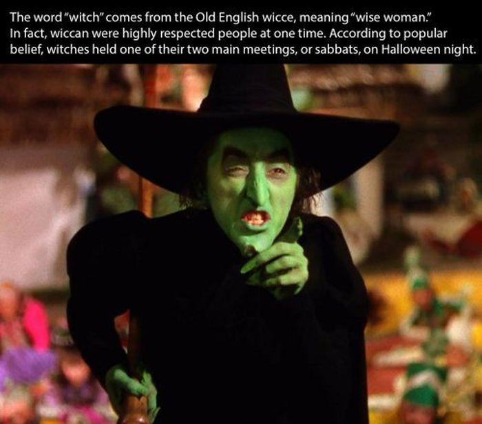 Halloween Facts (30 pics)
