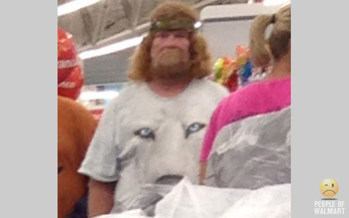 People of WalMart. Part 23 (45 pics)