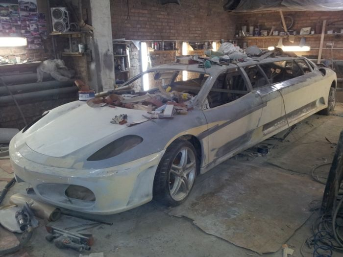 Unbelievable Peugeot 406 Transformation (37 pics)