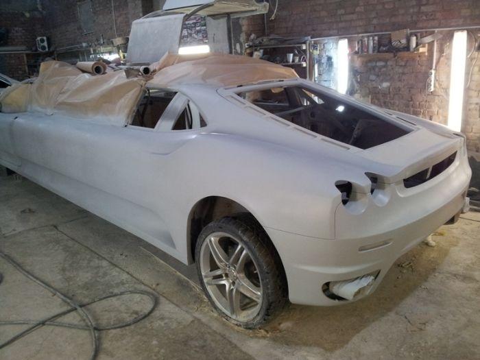 Unbelievable Peugeot 406 Transformation (37 pics)