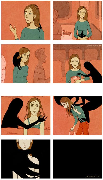 Comics About Depression (21 pics)