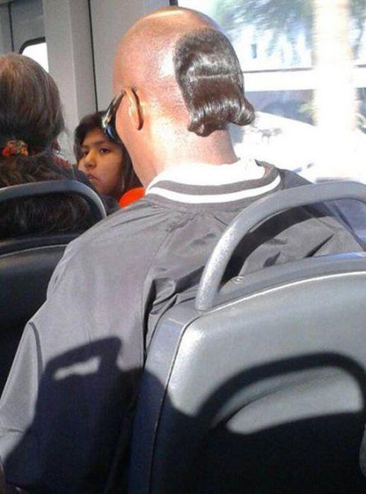 Unusual Hairstyles (35 pics)