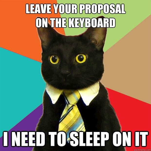 Business Cat (40 pics)