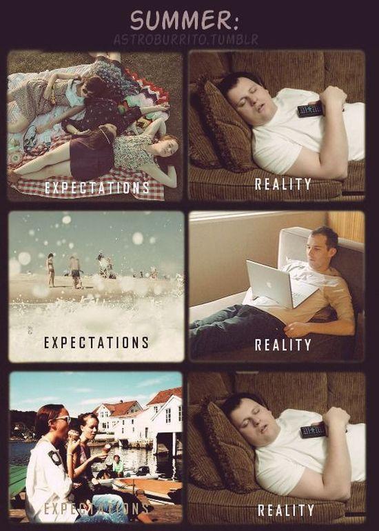 Expectations Vs. Reality. Part 3 (40 pics)