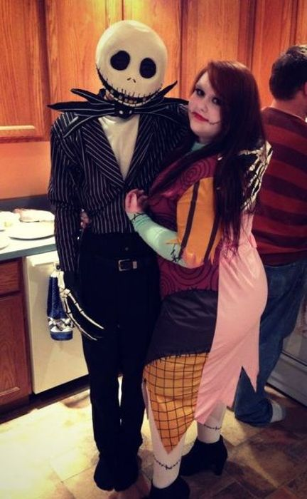 Halloween Costumes. Part 2 (30 pics)