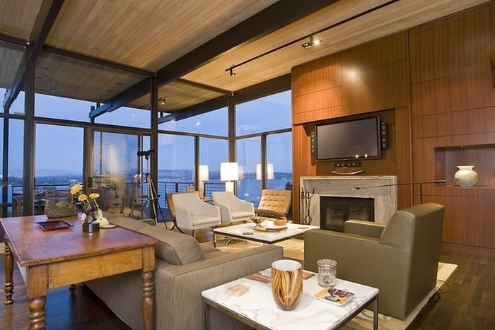 Seattle Houses with Great Views (51 pics)