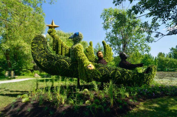 2013 Montreal International Mosaicultures (30 pics)
