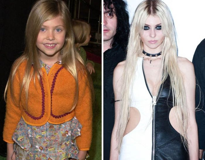 Child Stars Then and Now (43 pics)