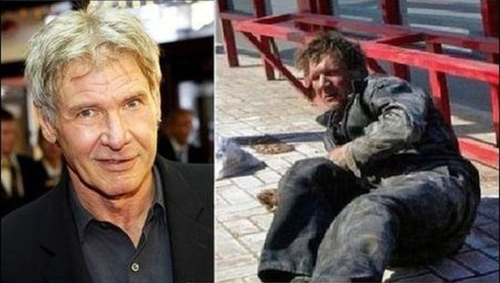 Russian Doppelgangers of the Famous People (9 pics)