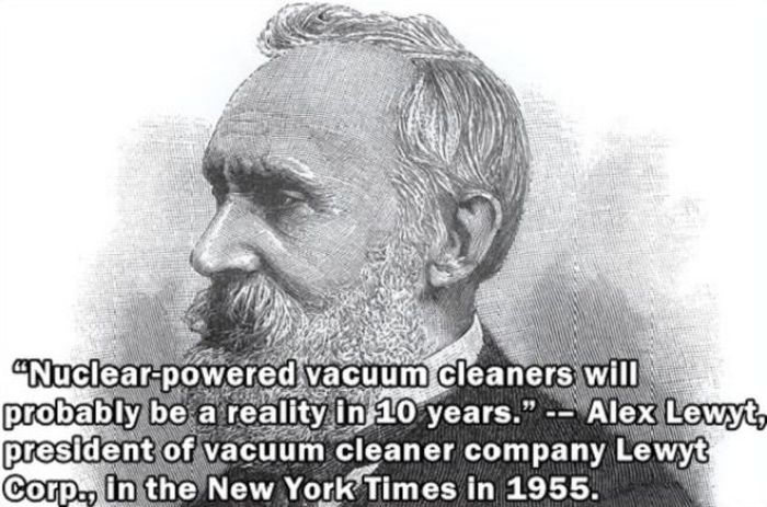 Predictions From the Past That Never Came True (25 pics)