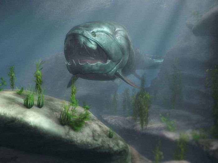 Strange Creatures That Existed in Prehistoric Times (25 pics)
