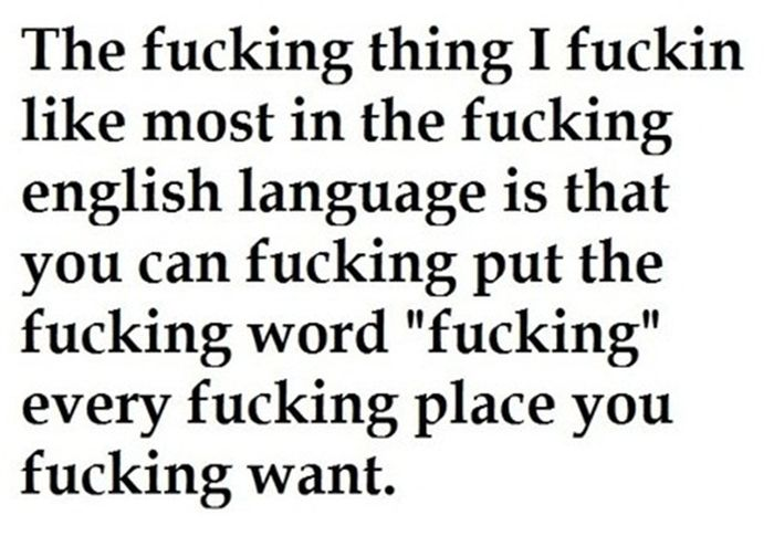 Pictures about the English Language (27 pics)