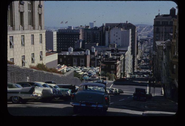 San Francisco 1951 vs San Francisco 2011 (34 pics)