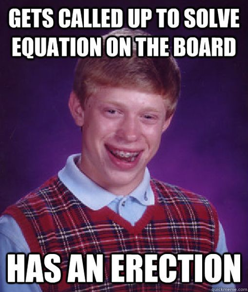 Bad Luck Brian (16 pics)