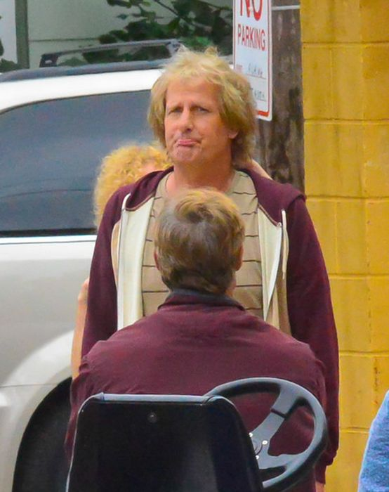 On the Set of Dumb and Dumber To (30 pics)