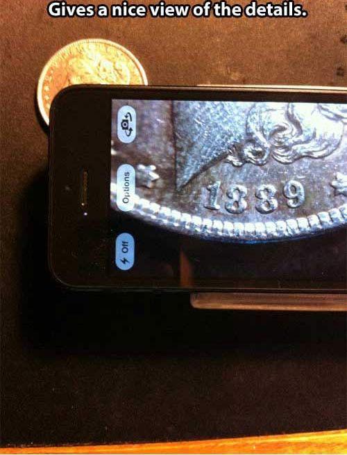 Phone Camera Hack (7 pics)