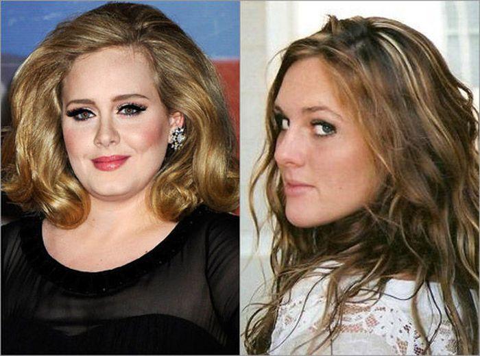Ordinary People Look Like TV and Movie Stars (34 pics)