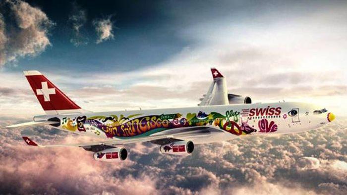 Aircraft Paint Jobs (30 pics)