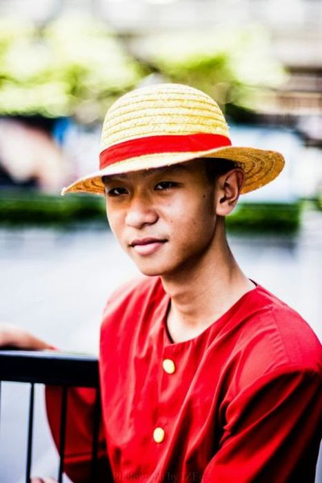 Thai Cosplay (70 pics)