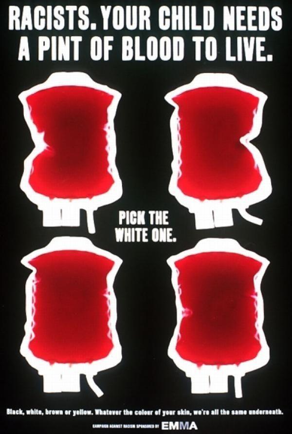 Anti-Racism Ads (12 pics)
