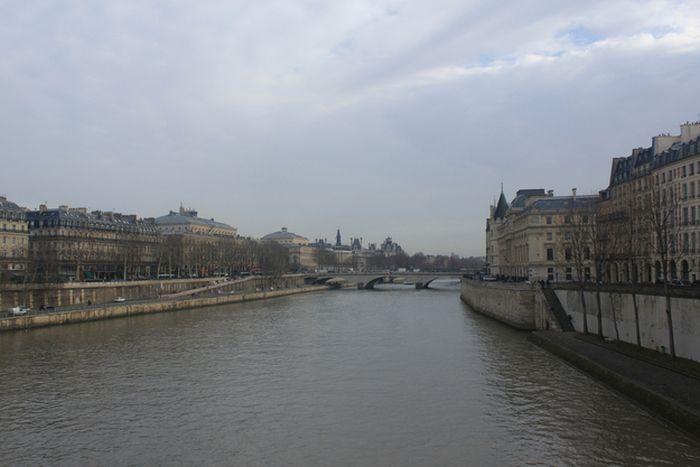 Paris Then and Now (26 pics)