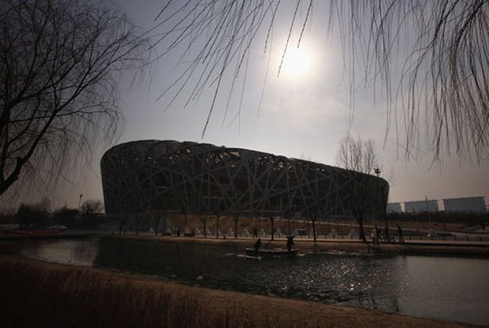 Abandoned Stadiums of Beijing Olympics (12 pics)