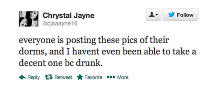 Tweets From College Freshman (20 pics)