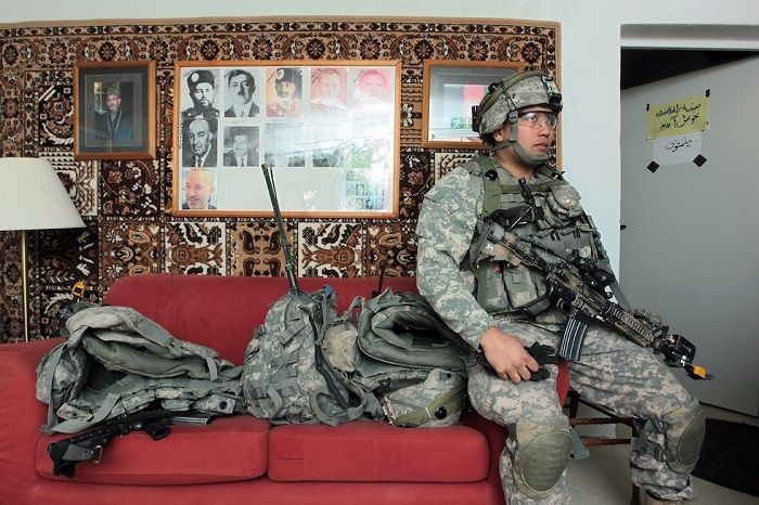 Afghanistan in the Middle of Germany (22 pics)
