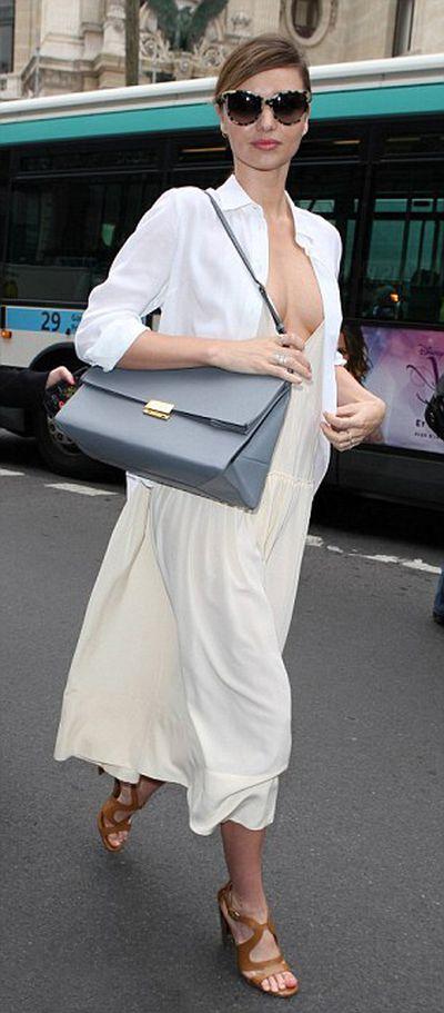 Miranda Kerr Has the Sexiest Dress Ever (6 pics)