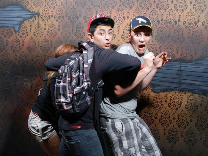 Nightmares Fear Factory. Part 3 (50 pics)