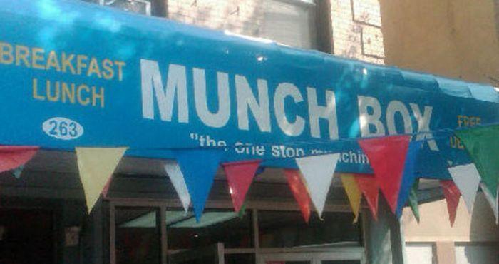 Trully Unbeliavable Restaurant Names (25 pics)