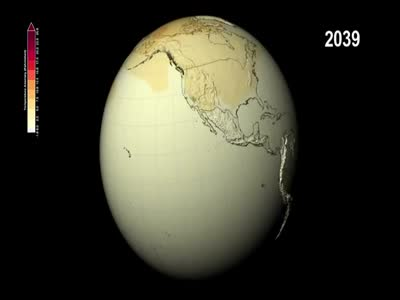 Climate Changes in the  21st Century