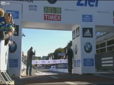 New Marathon World Record Is Kind of Ruined